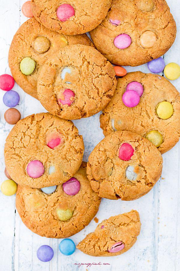 ciasteczka ze smarties