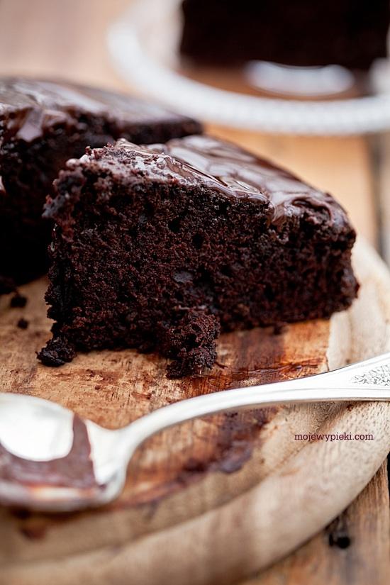 Ciasto czekoladowe dla alergika