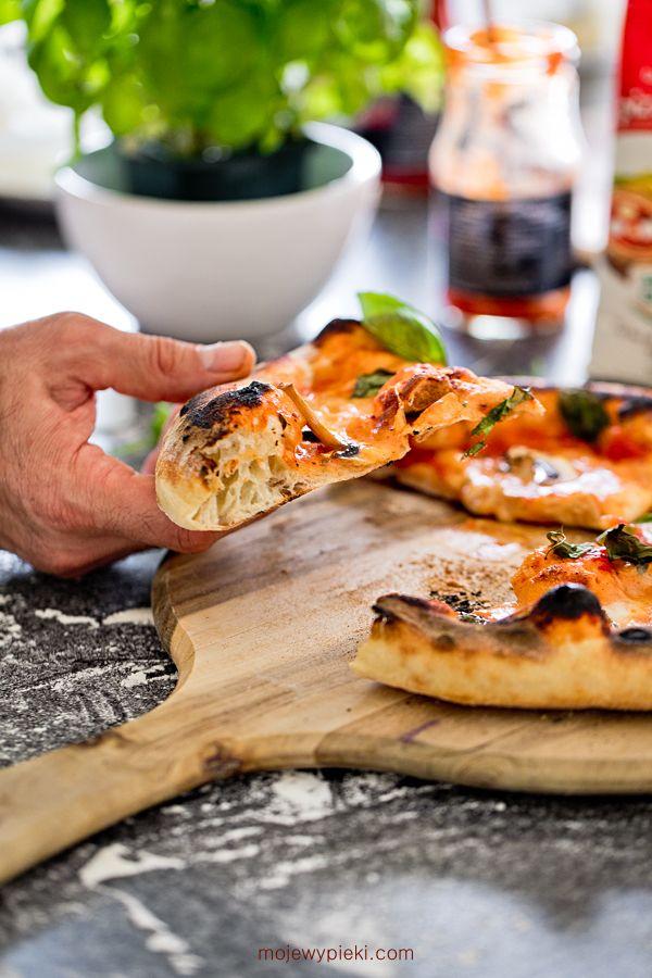 Ciasto na włoską pizzę
