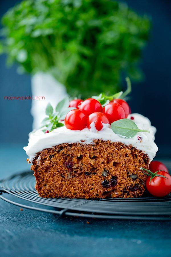 Ciasto pomidorowe