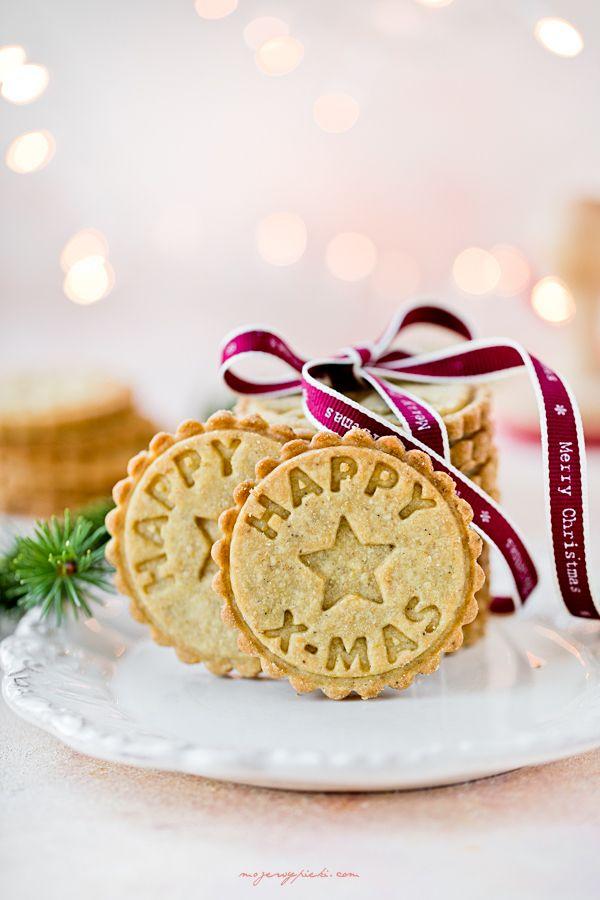 Kardamonowe ciasteczka świąteczne