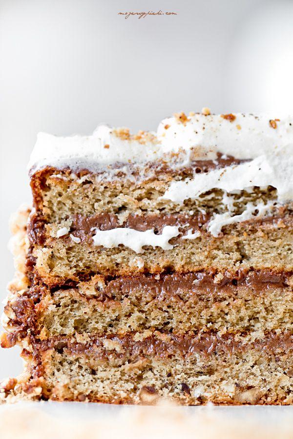 Tort Orzechowe Latte
