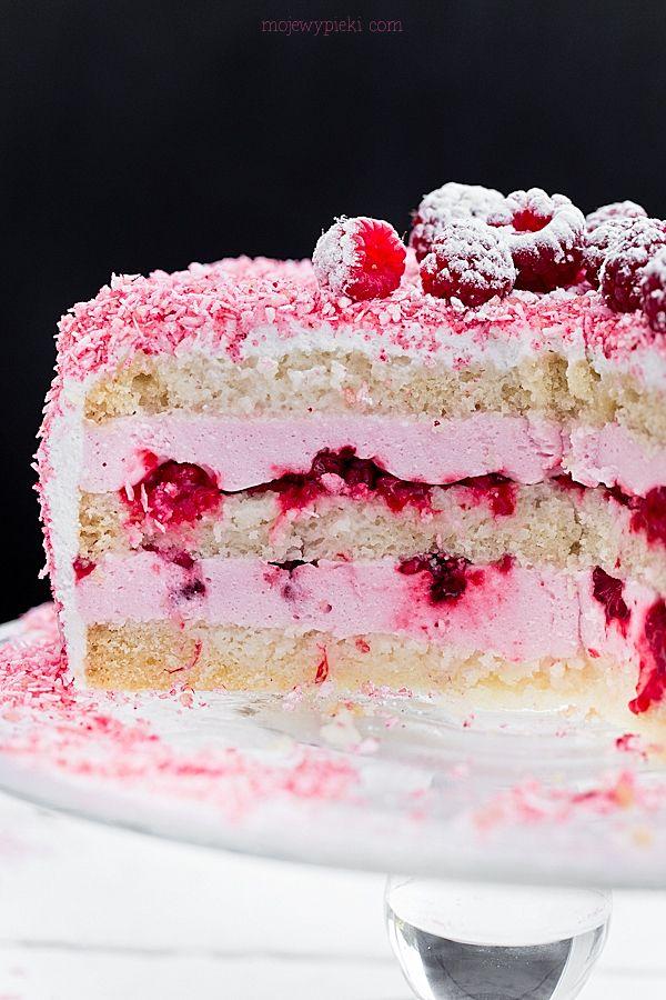 Tort owocowy dla alergika