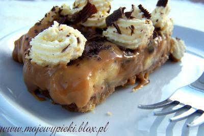 Banoffi (banoffee pie)