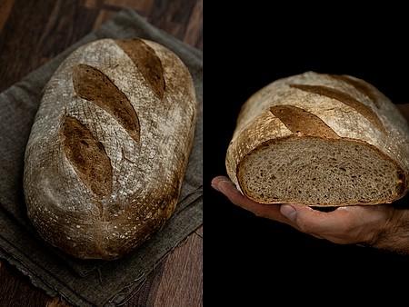 Chleb wiejski (wg Zorry)