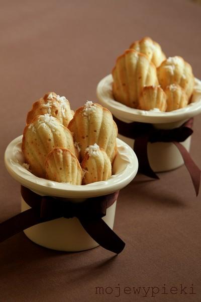 Kokosowe magdalenki