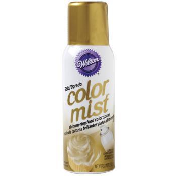 Złoty barwnik w spray'u Wilton – sklep AleDobre.pl – to, co najlepsze w kuchni i na stole